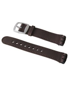 Swatch Armband MOON OR.BEAT (brown) AYFS4003