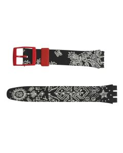 Swatch Armaband Rap AGR117