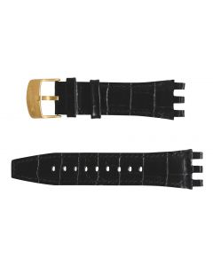 Swatch Armband RIGHT TRACK SUNSHINE ASVGB401