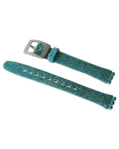 Swatch Armband TURQUOISE GLIMMER AYSS156