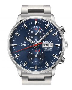 Mido Commander Chronograph Dark Blue M016.414.11.041.00