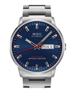 Mido Commander Chronometer Dark Blue M021.431.11.041.00