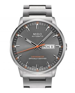 Mido Commander Chronometer Anthracite M021.431.11.061.01