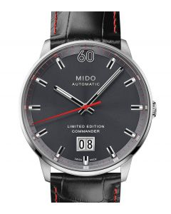 Commander Big Date 60th Anniversary Limited Edition M021.626.16.081.00