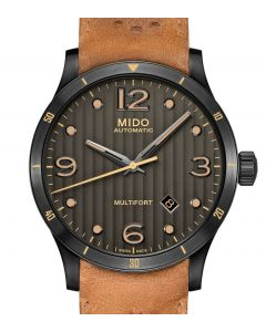 Mido Multifort Adventure Brown M025.407.36.061.10