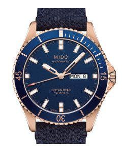 Ocean Star Captain V Dark Blue M026.430.36.041.00