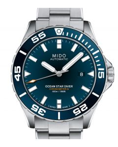Ocean Star Captain Diver 600 M026.608.11.041.00