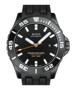 Ocean Star Captain Diver 600 M026.608.37.051.00