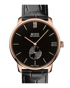 Mido Baroncelli Mechanical Limited Edition Black M037.405.36.050.00