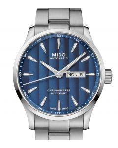 Mido Multifort Chronometer 1 Blue M038.431.11.041.00