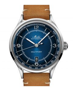 Mido Multifort Patrimony Blue M040.407.16.040.00