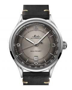 Mido Multifort Patrimony Anthracite M040.407.16.060.00