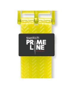 Swatch Scuba Libre Special Prime Line Munich /Lemon Profond SUUJ101D