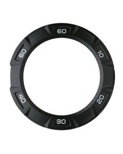 Swatch Drehlünette Chrono Plastic Black RSUIB100C