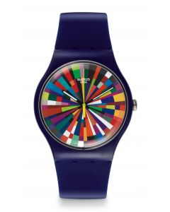 Swatch New Gent Color Explosion SUOV101