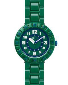 Swatch Flik Flak Seriously Green FCSP039