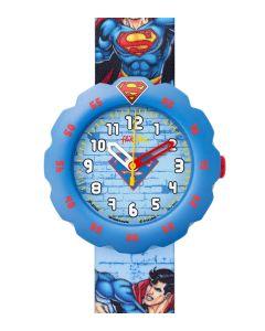Swatch Flik Flak SUPERMAN'S BACK IN TOWN FLSP004