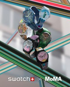 Swatch Special Set SWATCH X MOMA