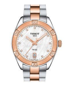 Tissot Classic PR 100 Sport Chic Lady T101.910.22.116.00