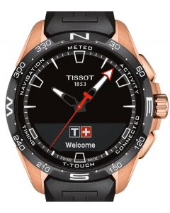 Tissot T-Touch Connect Solar Rubber Black T121.420.47.051.00