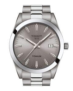 Gentleman Grey Titanium