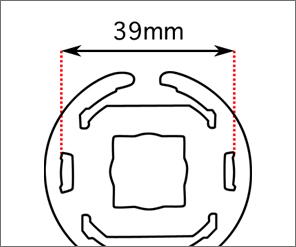 Pop Swatch strap width