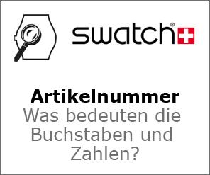 Swatch Artikelnummer