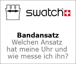 Swatch Bandansatz