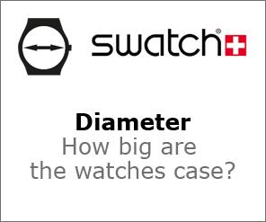 Swatch Diameterr