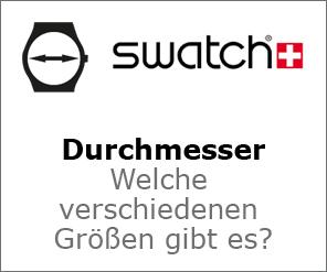 Swatch Durchmesser