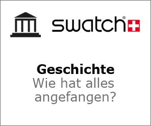 Swatch Geschichte