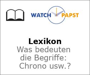 Watchpapst Lexikon